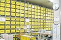 物流システムの規格化、自動化でコストを削減